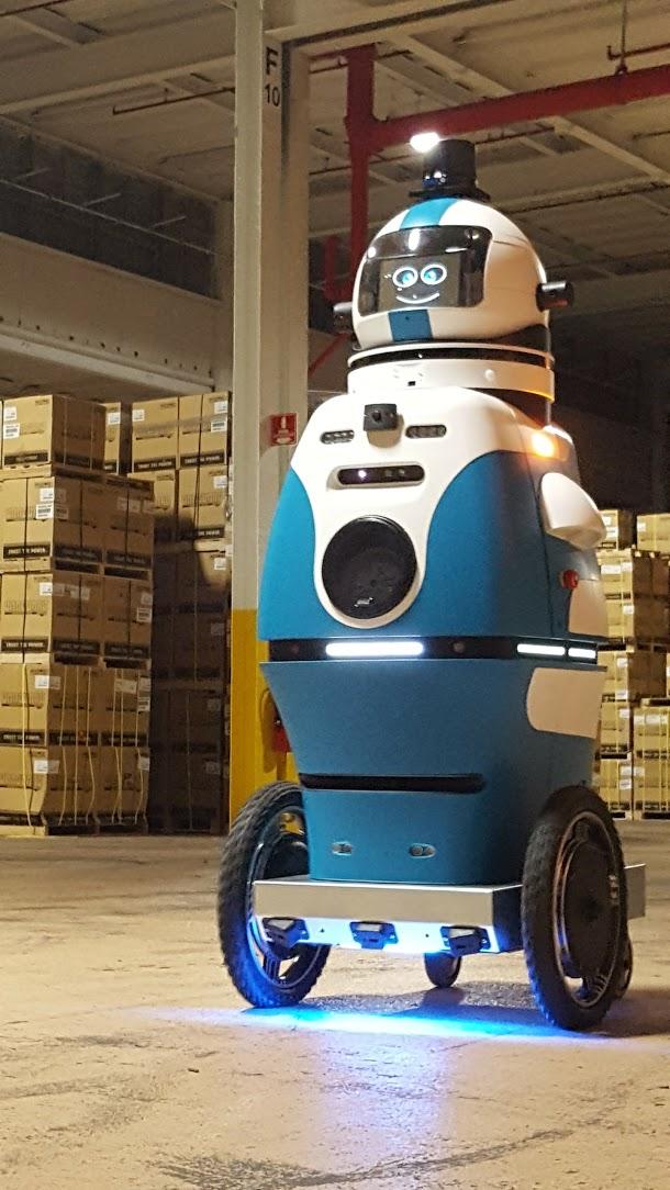 Gamma 2 robotics ipo